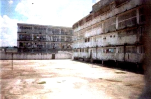 Combinado del Este is one of the largest prisons in Cuba and a primary location of alleged prisoner abuse.